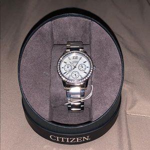 Citizen Quartz Swarovski Crystals Women's Watch